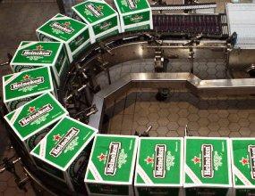 Чистая прибыль Heineken в 2017 году увеличилась на четверть